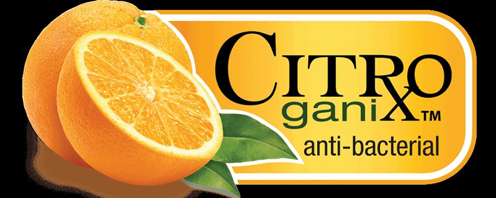 Nuby Citroganix logo