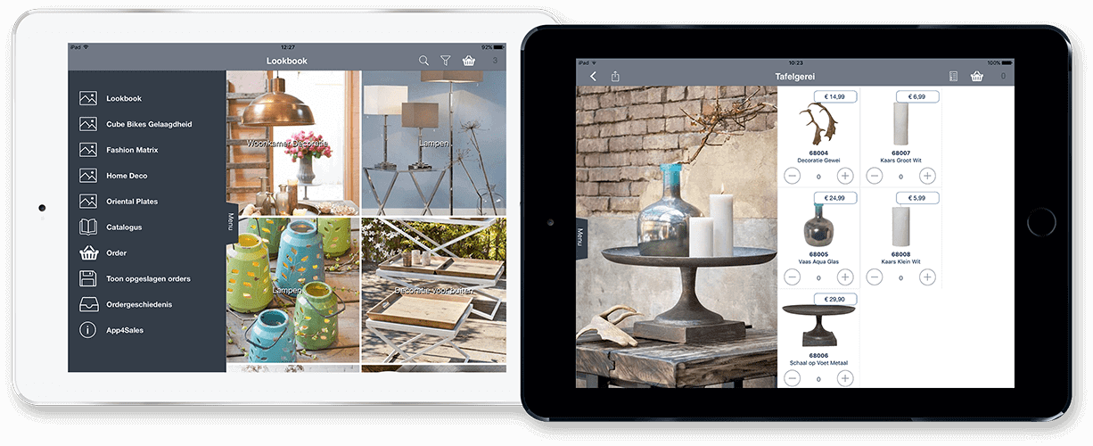 App 4 Customers: Your order and catalog app | App4Sales
