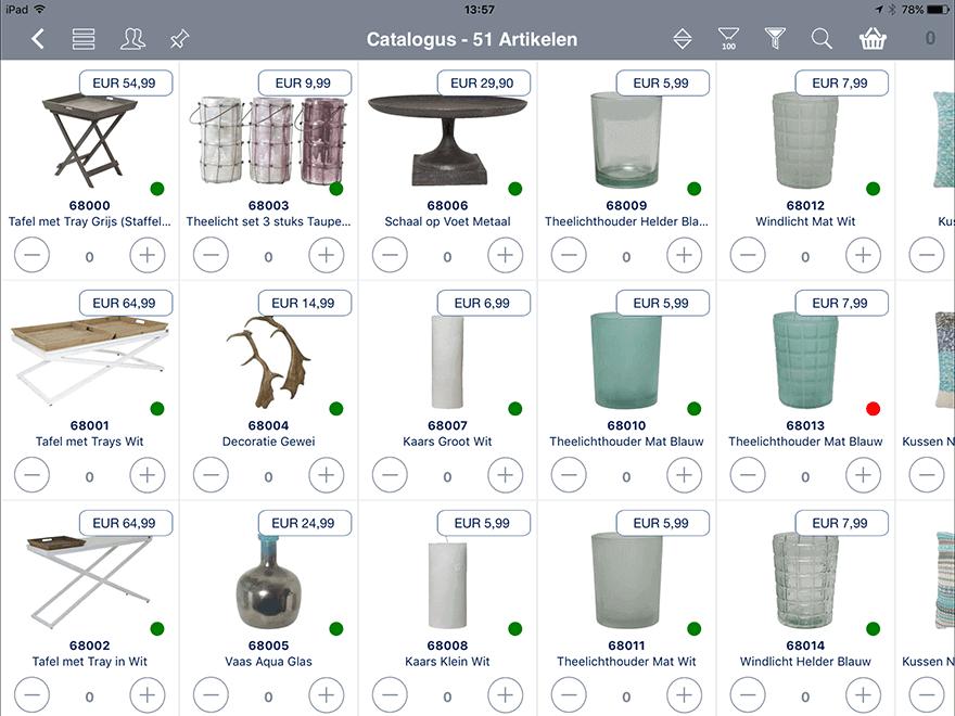 App 4 Sales Training Catalogus & Artikelen