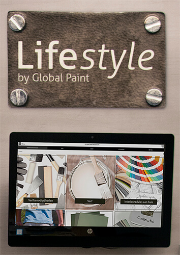 Paint Order Point Global Paint Products