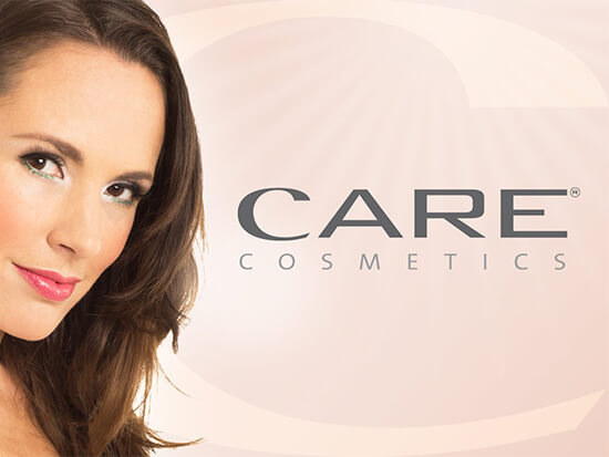 Care Cosmetics referentie verkoop app App4Sales