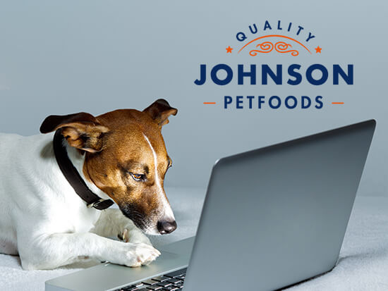 Johnson Pet Foods referentie Snelstart koppeling