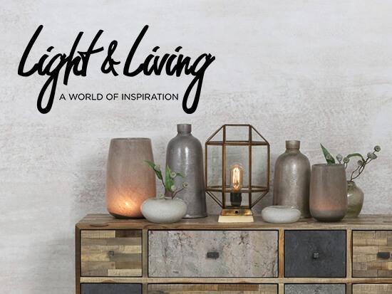 Exact Globe koppeling Light & Living referentie